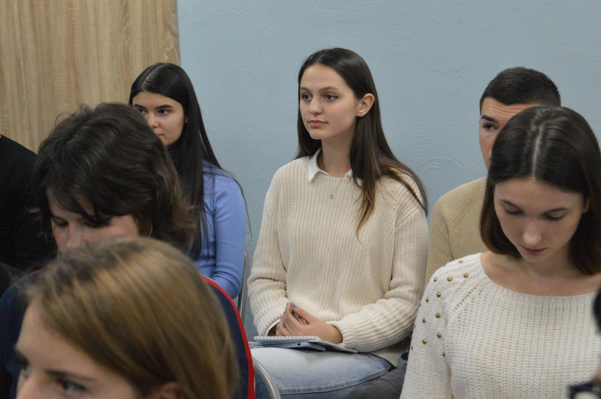 Workshop: Pregătire pentru examenul TOEFL cu Valeria Guivan